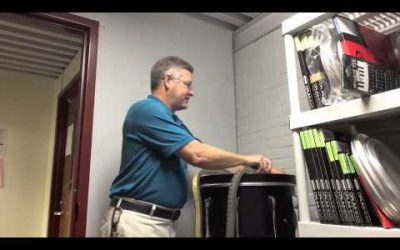 Quick Percussion Clips: Bass Drum Muffling