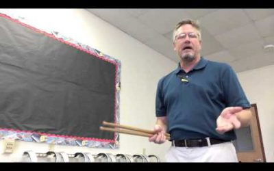 Quick Percussion Clips: Triplet Buzz Roll