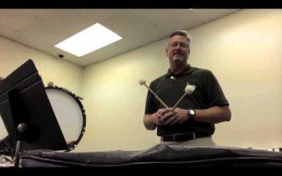 Quick Percussion Clips: Timpani Rolls