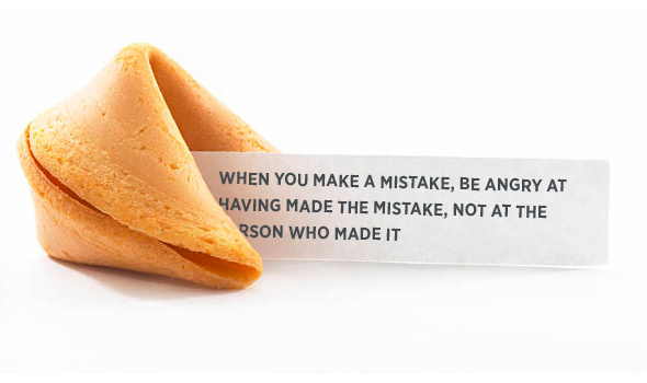 #55. The Wisdom of a Cookie