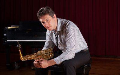 Jazz Player from the Start – Alex Graham