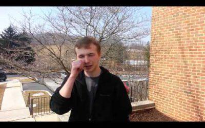 Evan, trumpet performance major–University of North Dakota