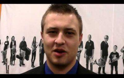 University of Minnesota Graduate Matt Cushy