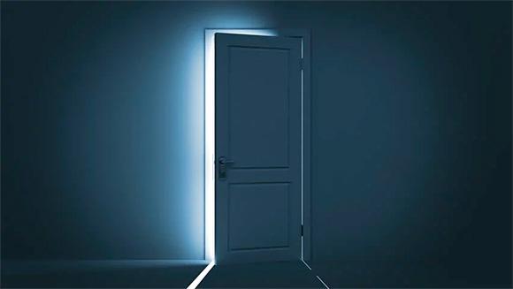 #33. An Open Door