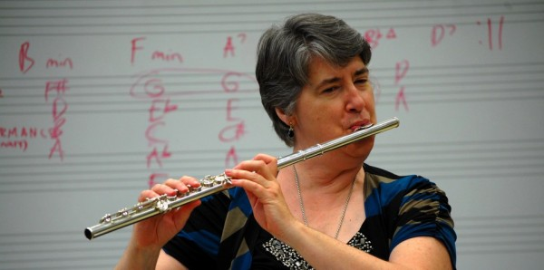 Helping Your Flute Students Play in Tune