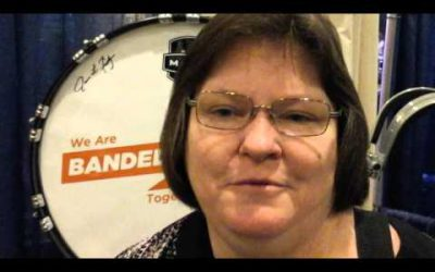 Mary Jean–Iowa Bandmasters Educator