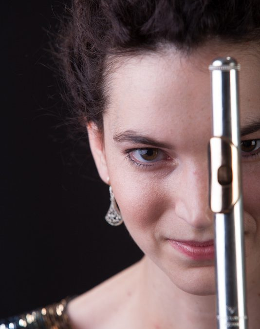 Melissa Keeling – The Electric Flute (SONYQ)