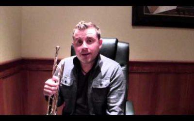 Always Drawn to the Trumpet – Jose Sibaja