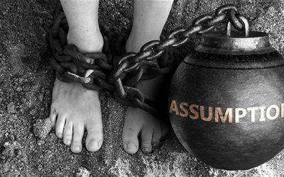 #146. Assumptions